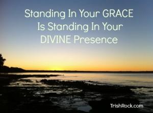 Grace and Presence-Trish Rock http://trishrock.com