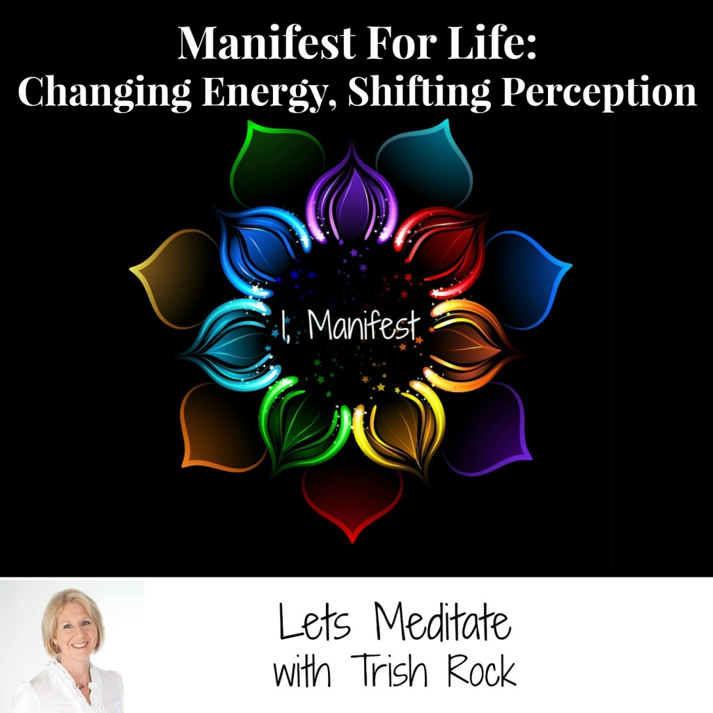 Podcast Manifest For Life-Lets Meditate