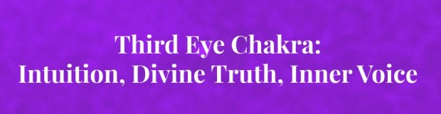 7 Ways To Increase The Power Of Your Third Eye Chakra