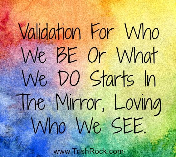 www.TrishRock.com validate yourself