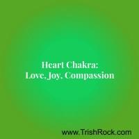 www.trishrock.com Heart Chakra