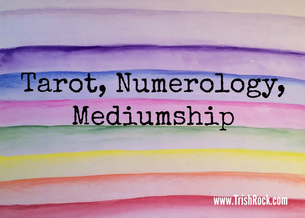 Tarot, Numerology and Mediumship