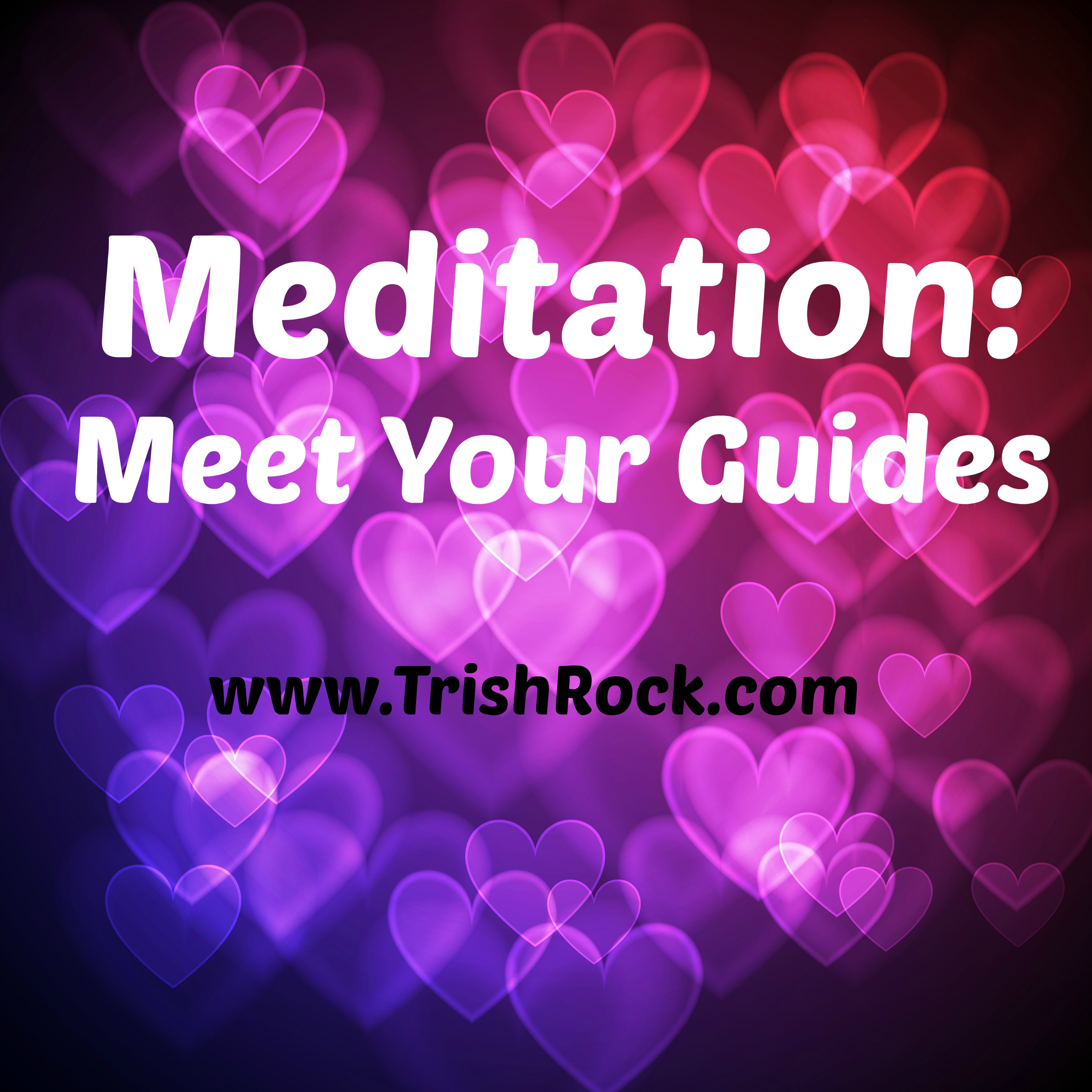 Meditation- Ask Your Guides A Question