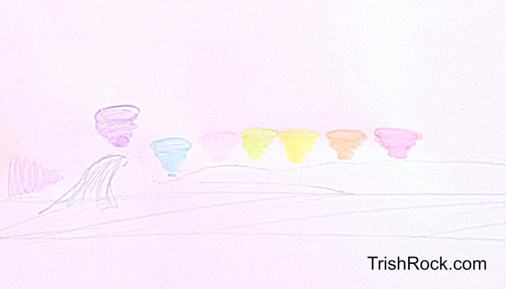 www.trishrock.com Chakra 1