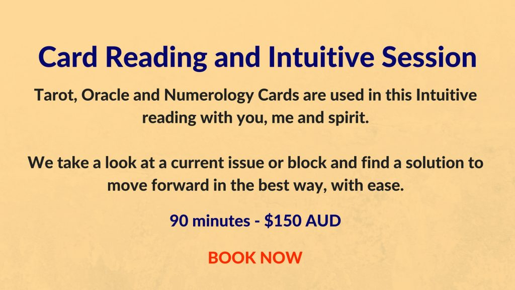 Card Reading and Intuitive Session (1)