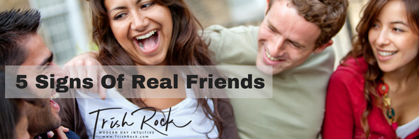 5 Signs of Real Friends