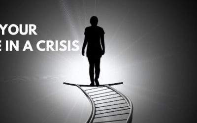 Finding Your Purpose In A Crisis